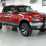 2002 Ford F150 Lariat FX4 Lifted and Looks Good