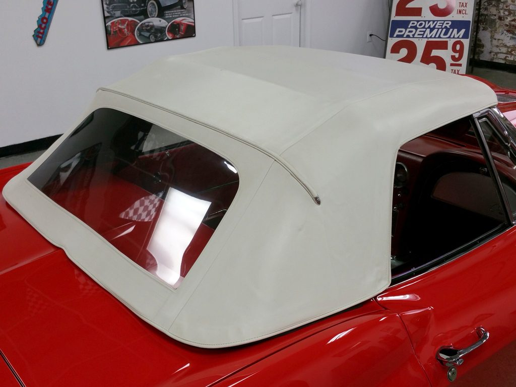 1963 Riverside Red/red Conv. Fuel Injection