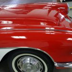 1959 Corvette Roman Red/Red 2 tops--SOLD--