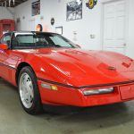 1989 Corvette Coupe--- very low miles SOLD!!!